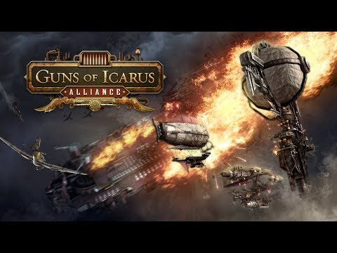 Guns of Icarus Online + Guns of Icarus Alliance