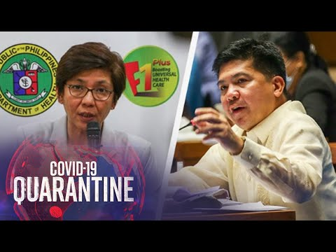 [ABS-CBN]  Health dept shuns solon's call to publish names of virus patients | ANC