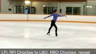 Edges 1.1 - Side to Side - Freeskate Warm Up and Foundational Edge Enhancement for Figure Skaters