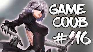 🔥 Game Coub #116 | Best video game moments
