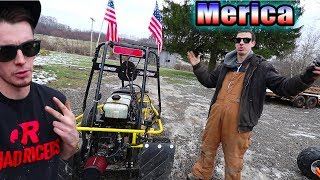 Reviving the RICE BUGGY! (ft. RatherbWelding)