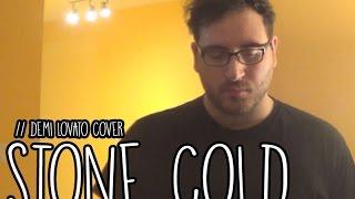 Stone Cold // Demi Lovato Cover // Johnny Salib