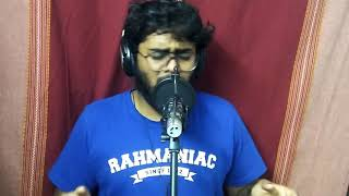 Neeyum Naanum Anbe (cover) ft. Shibi Srinivasan | Imaikkaa Nodigal | Vijay Sethupathi | Nayanthara