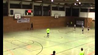 preview picture of video 'VfR Ittersbach - Futsal Sport-Club Philippsburg Halbzeit 2'
