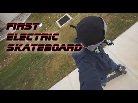 My First Electric Skateboard – Koowheel Review