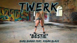 """Bestie"" - Bhad Bhabie feat. Kodak Black | TWERK by Anel Li |"
