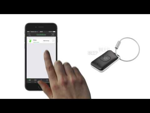 Selfmate Keys and Smartphone Finder by Troika