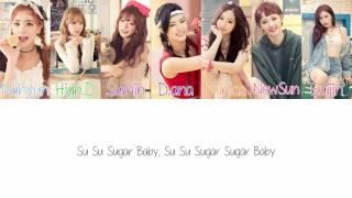 Sonamoo - Sugar Baby
