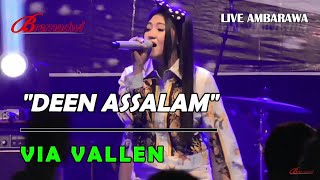 Via Vallen - Deen Assalam KOPLO!!! | Live Lapangan Turangga Ambarawa