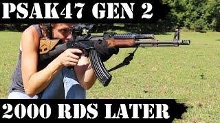 Palmetto State Armory AK47  PSAK47 Gen 2 2000rds Later