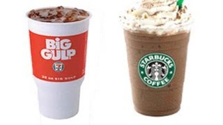 Starbucks, Starbucks super-sizes its swill