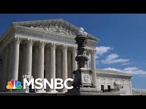 Supreme Court Declines To Hear Trump Lawsuit On Wisconsin's 2020 Election Results | Hallie Jackson