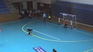 Мини-футбол серия пенальти ХТЗ  ДЮСШ Люботин