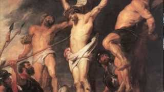 Crucifixus (Antonio Lotti) Tenebrae