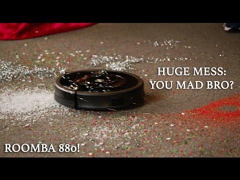 Roomba 880, iRobot Roomba 880 Review