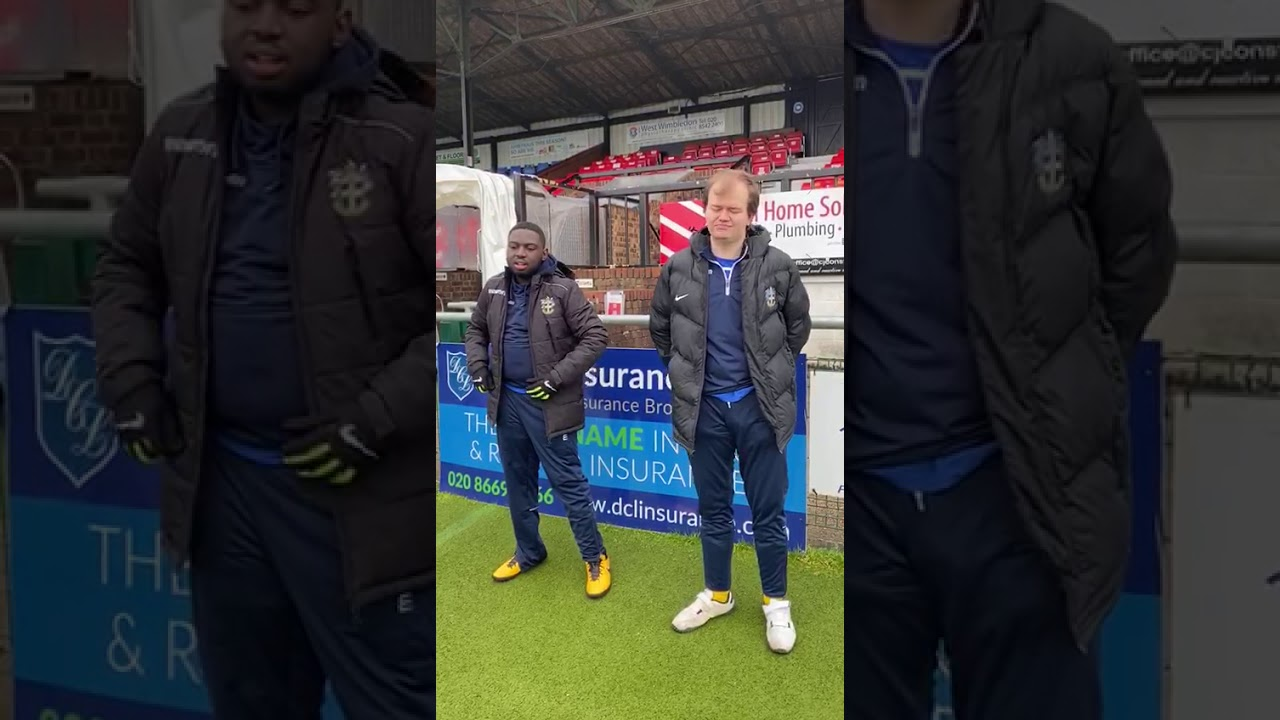 INTERVIEW Harry Phillips & Zeke Osei Gyimah Post match v Southwark
