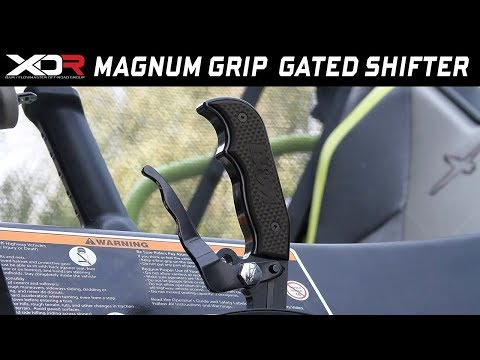 2014-18 Can-Am Maverick 1000R 2dr Turbo & Maverick Max Models - XDR Off-Road Gated Shifter