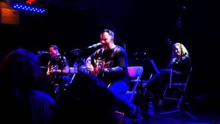 "Face to Face - ""The Devil You Know (God Is a Man)"" (Troubadour - LIVE Acoustic - 2012)"