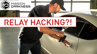 Key Fob Relay Hacking?! What It Is And How A Faraday Bag Can Help