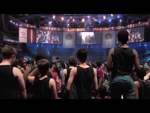 Awards Ceremony Pt. 1 - World Choir Games 2014 Riga