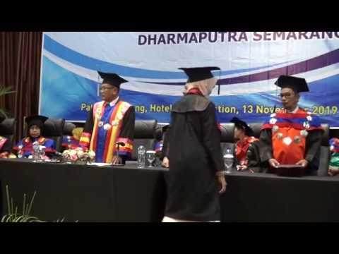Wisuda STIE Dharma Putra Periode 2019 Part 4