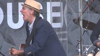 """John Hiatt LIVE! / """"Memphis In The Meantime"""" / MULTI-CAM / Milwaukee Summerfest / June 28th, 2014"""