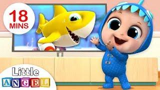 BABY SHARK SONG! (Trap Remix) Doo Doo Doo 🍼🦈