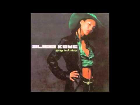 Piano And I Lyrics – Alicia Keys