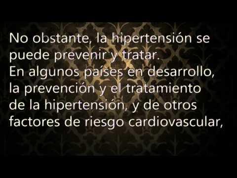 Infierno tipo hipertensiva