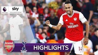 ▶▶ Die Tore und Highlights aller Premier-League-Spiele 2019/20: https://zly.de/sky/De-EPL1920  Premier League, 4. Spieltag: Die Gunners kamen nach einem 0:2-Rückstand noch zu einem 2:2 und bleiben als Tabellenfünfter vor dem Rivalen.  Viel Spaß mit den Highlights des Spiels FC Arsenal gegen Tottenham Hotspur des 4. Spieltag der Premier League 2019/20 auf Sky Sport HD!  Tore: 0:1 Eriksen (10.), 0:2 Kane (40., FE), 1:2 Lacazette (45.+1), 2:2 Aubameyang (71.)  ▶▶ Aktuelle Sport-News & Videos jetzt auf: https://sport.sky.de/  Kostenlos unseren YouTube-Kanal abonnieren: https://zly.de/sky/YTsub WhatsApp - Sky Sport News HD: https://zly.de/sky/whatsapp Facebook - Sky Sport DE: https://zly.de/sky/facebook Facebook - Sky Sport News HD: https://zly.de/sky/facebookSSNHD Twitter - Dein Sky Sport: https://zly.de/sky/twitter Sky abonnieren: https://zly.de/sky/TVabo
