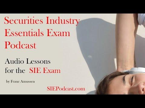 Securities Industry Essentials Exam Lesson 1 of 71 Audio Lessons ...