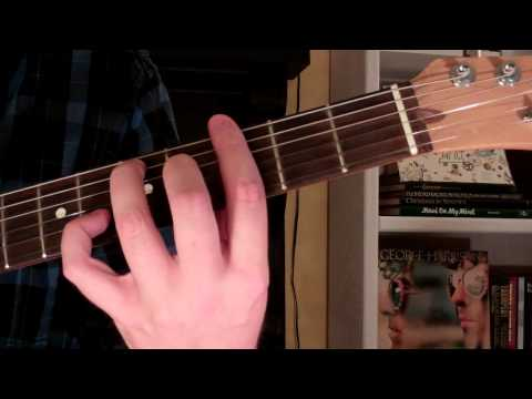How To Play the G7 Chord On Guitar (G seventh) 7th