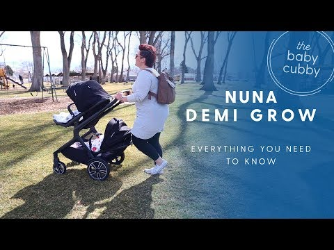 Nuna Demi Grow Double Stroller | 2018 Review | NEW STROLLER