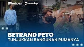 Betrand Peto Tunjukkan Penampakan Pembangunan Rumahnya, Tak Kalah dari 'Istana' Ruben & Sarwendah