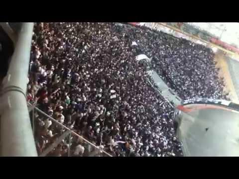 """""""Hinchada de Gimnasia - Recibimiento vs Defensa y Justicia"""" Barra: La Banda de Fierro 22 • Club: Gimnasia y Esgrima"""