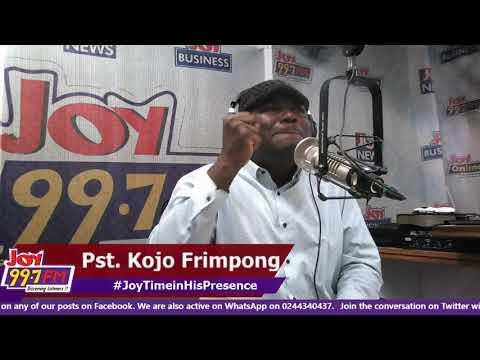 Joy Time In His Presence on Joy FM (18-9-18)