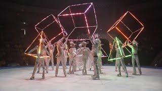 Открытие Рязанского цирка.РВ ТВ