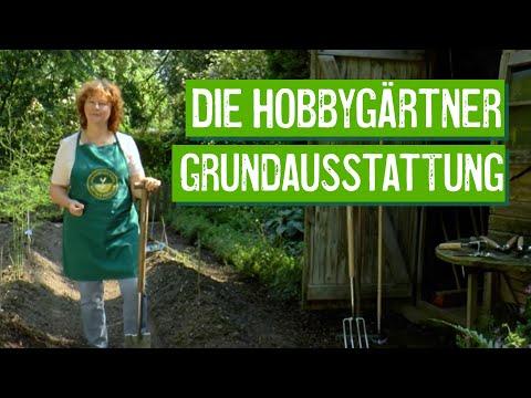 Gartenwerkzeuge – Grundausstattung für den Hobbygärtner - Der Grüne Tipp