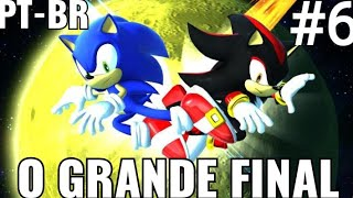 Sonic Adventure™ 2 - Xbox One #6 Sonic vs Shadow [FINAL] HD   English {Descrição}