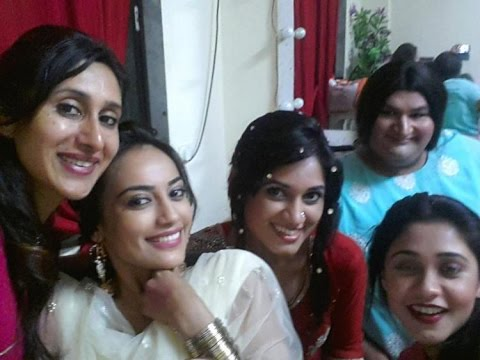 TV Actress Surbhi Jyoti Family and Friends