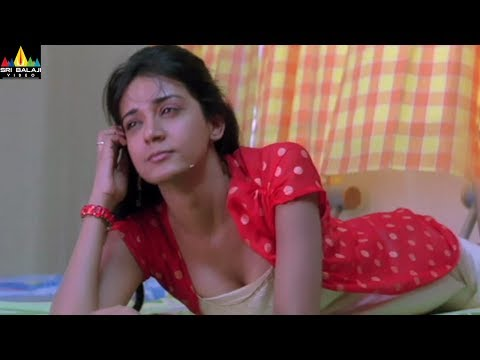 Viyyala Vaari Kayyalu Movie Scenes | Neha Jhulka Deaming about Uday Kiran | Sri Balaji Video