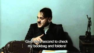 Back To School With Hitler