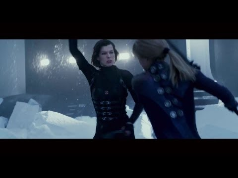 Resident Evil: Retribution (Clip 'It Will Be Enough')