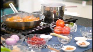 Healthy Recipes: Ayam Masak Merah By Chef Mel Dean