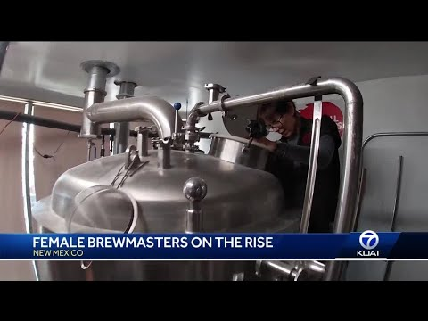 Future of brewing in New Mexico is female