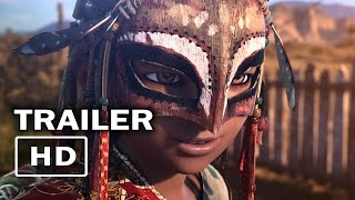 Trailer of Bilal: A New Breed of Hero (2015)