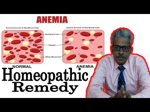 Download Anemia - Discussion and Treatment in Homeopathy by Dr. P.S Tiwari HD Video