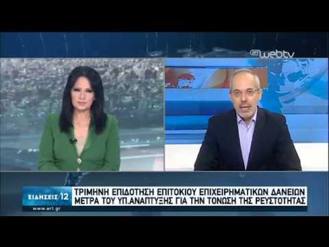 Τα μέτρα στήριξης του Υπουργείου Ανάπτυξης   30/03/2020   ΕΡΤ