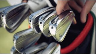 P790 Iron Set w/ DG 105 Steel Shafts-video