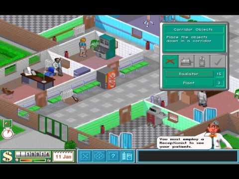 theme hospital playstation 3 cheats